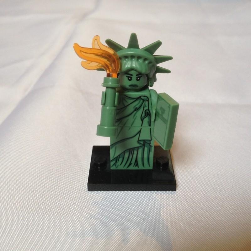 figurine Statue de la Liberté de Colmar