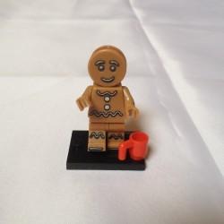 figurine Bonhomme de pain d'épices