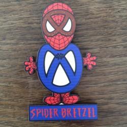 magnet Spider-Bretzel