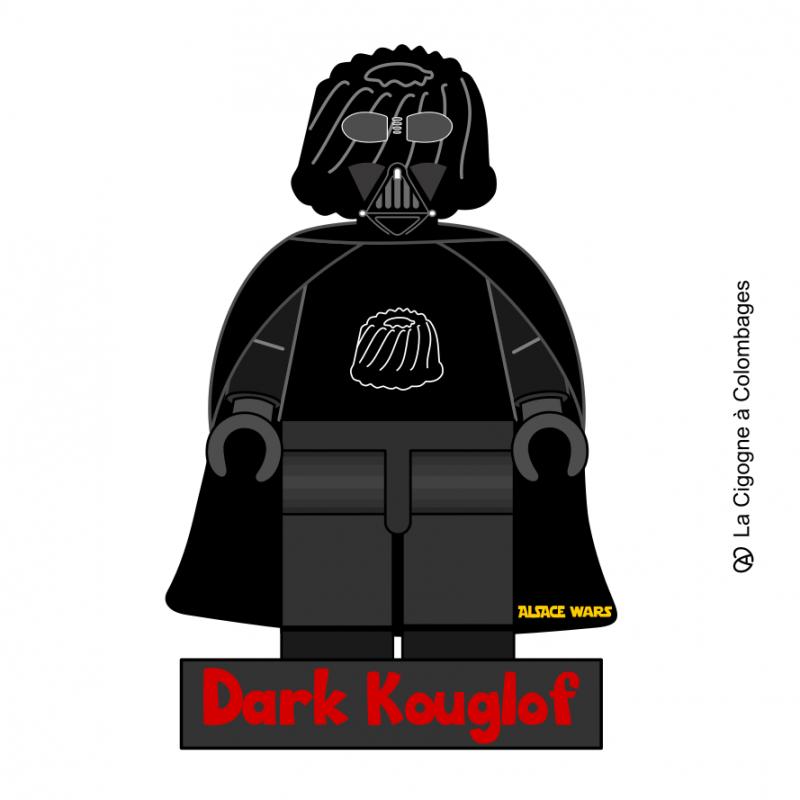 magnet Dark Kouglof