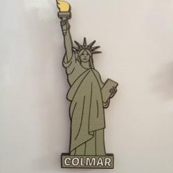 magnet Colmar - Statue de la Liberté