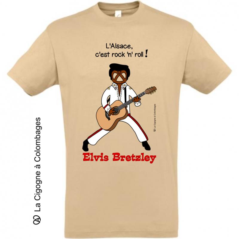 modèle Elvis Bretzley