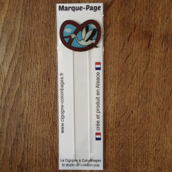 Marque-page original en plexiglas - made in France