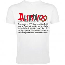 T-shirt Alsastérix - le peuple alsacien résiste