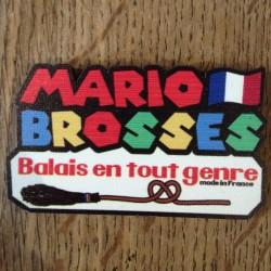 magnet made in France - création La Cigogne à Colombages