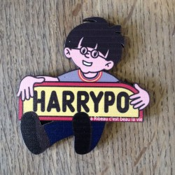 magnet HARRYPO - made in France