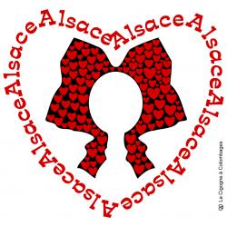 modèle Alsace Coeur