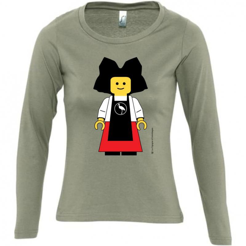 Modèle Pop Alsace Alsacienne La Cigogne Colombages T À Shirt Femme 4q5AjRL3