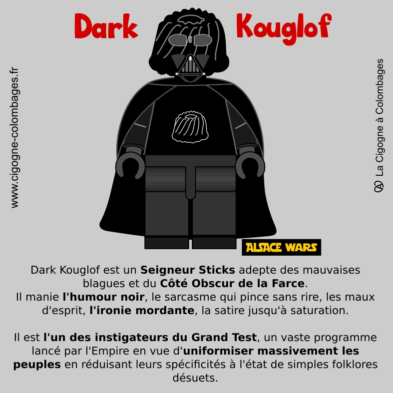 Dark Kouglof - ALSACE WARS