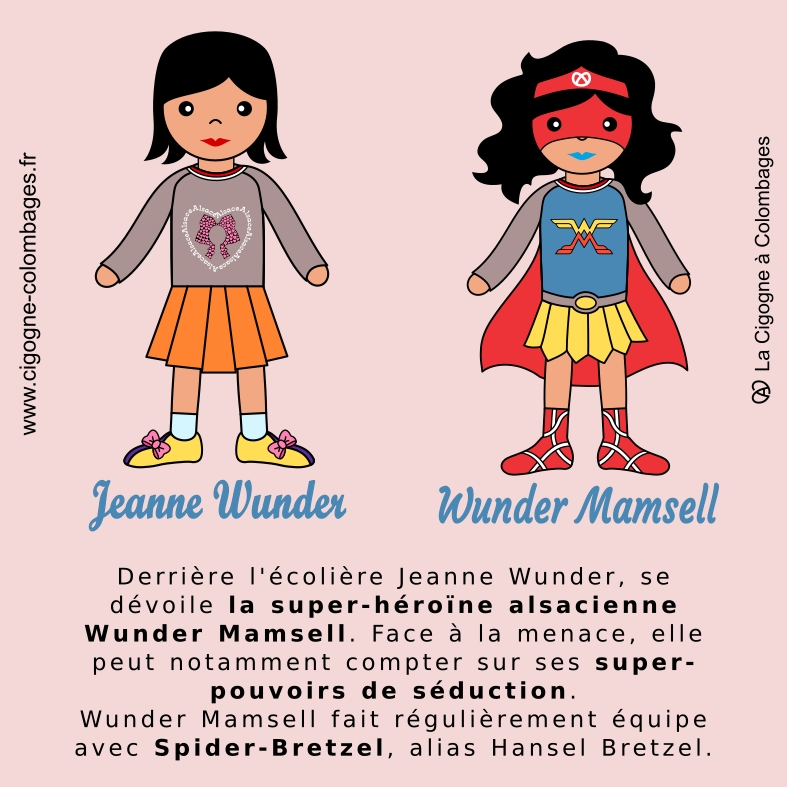 Wunder Mamsell