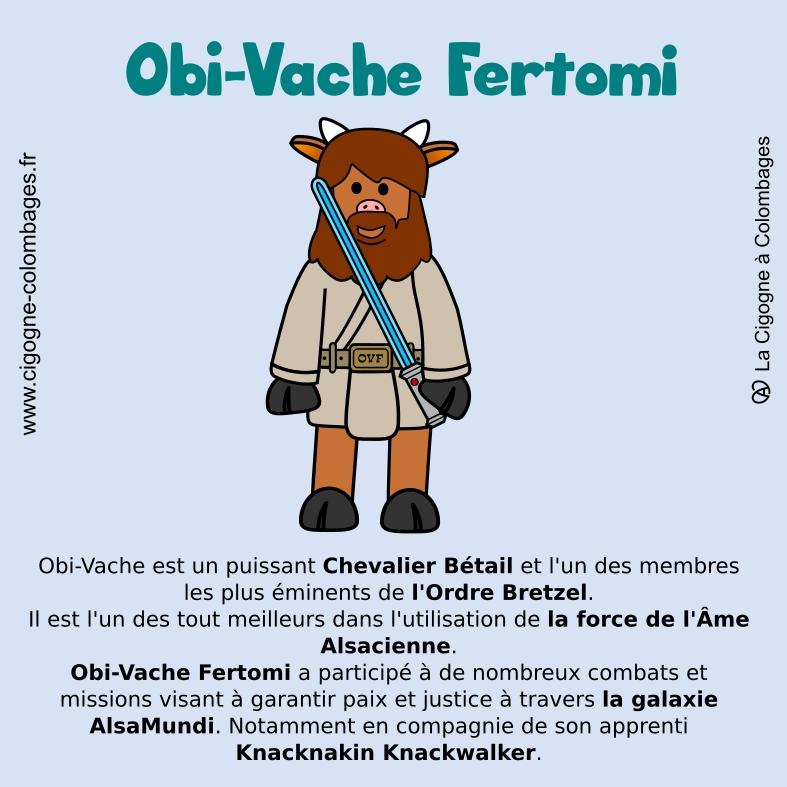 Obi-Vache Fertomi - ALSACE WARS