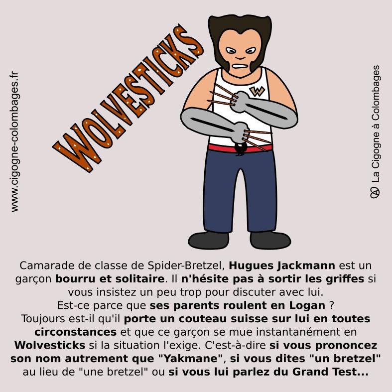 Wolvesticks